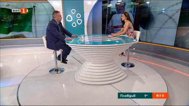 Проф. Чуков: Случаят Хашоги е невероятно управлявана криза