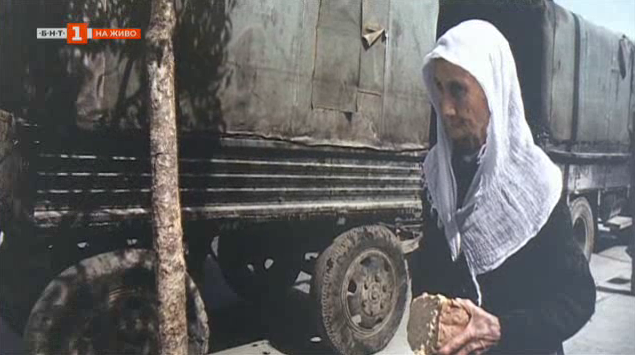"""Фотографската изложба """"Албания на прага на промяната (1990-1991)"""""""