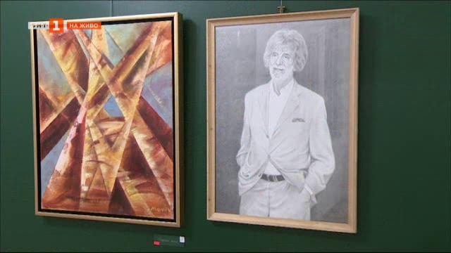 Последните творби на Никола Манев в галерия Финес