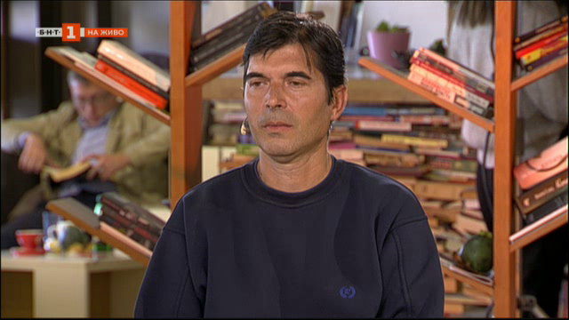 Милен Русков за свободата на твореца - писател