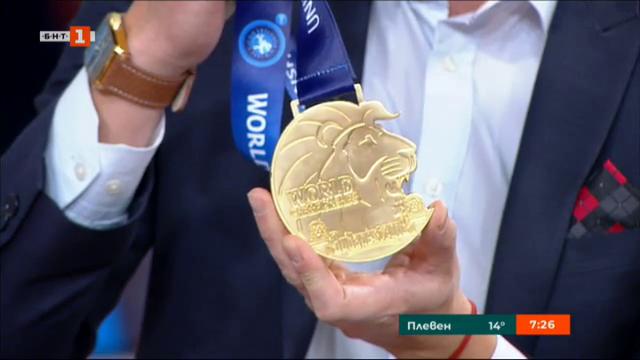 Тайбе Юсеин: Дълго чаках златния медал