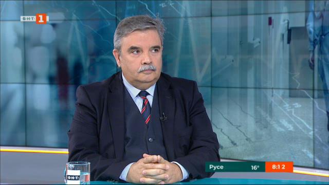 Д-р Михаил Христов за решенията при трансплантация на бял дроб