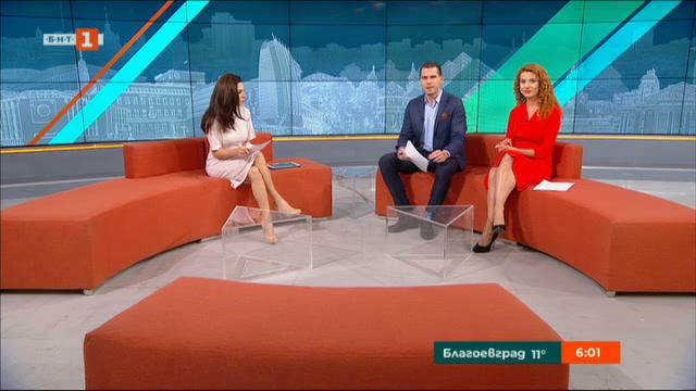 Пари и политика - гост e Менда Стоянова