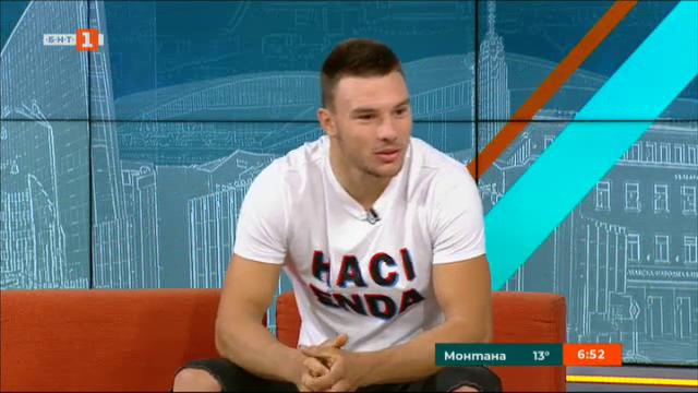 Кирил Милов със сребърен медал от Световното по борба