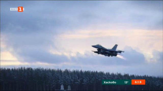 Най-мащабното учение на НАТО навлезе в активна фаза в Норвегия