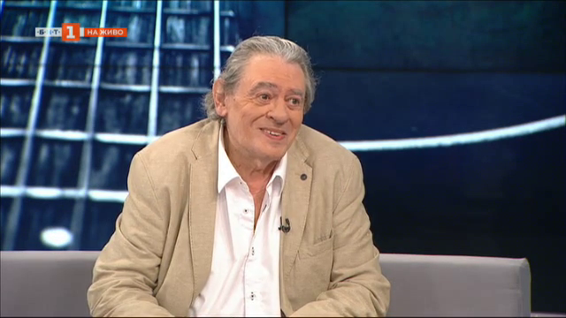Михаил Белчев - 50 години на сцената