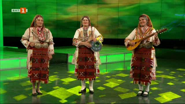 40 години от създаването на знаменитото фолклорно трио Сестри Бисерови