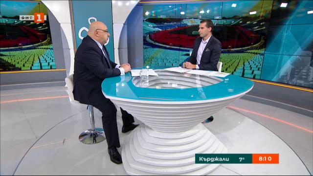 Министър Кралев: Кандидатурата за Световното по футбол е политически акт
