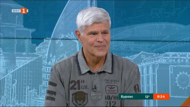 Книга на волейболната легенда Димитър Златанов