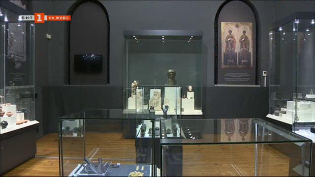 Изложбата Спасените съкровища на България
