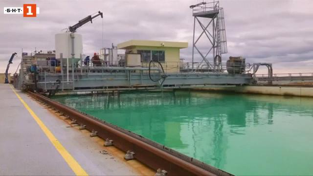 Нанотехнологиите в борбата срещу петролните разливи