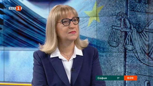 Цецка Цачева: Докладът на ЕК е положителен и коректен