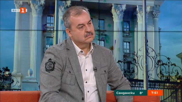 Любчо Нешков: Никола Груевски е лидер на чужд проект