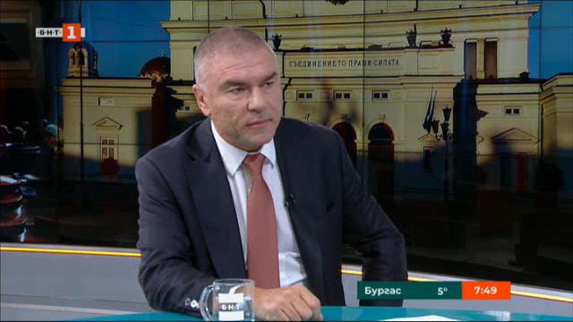 Веселин Марешки: Ние не можем да участваме в театъра на БСП и ДПС
