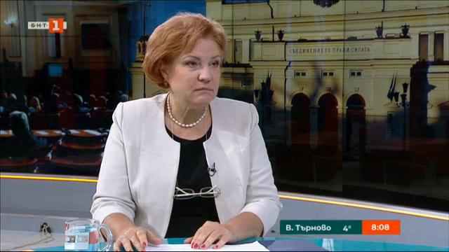 """Менда Стоянова за данъка върху автомобилите и """"Гражданска отговорност"""""""