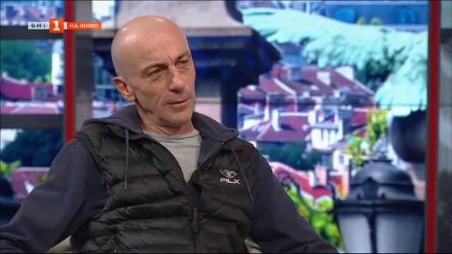 Актьорът Малин Кръстев за изкуството като мисия