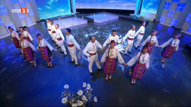 """Емблематичният ансамбъл """"Зорница"""" представя красива българска танцова панорама"""