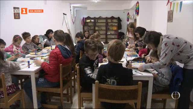Неделното училище към столичната църква Въздвижение на Светия Кръст