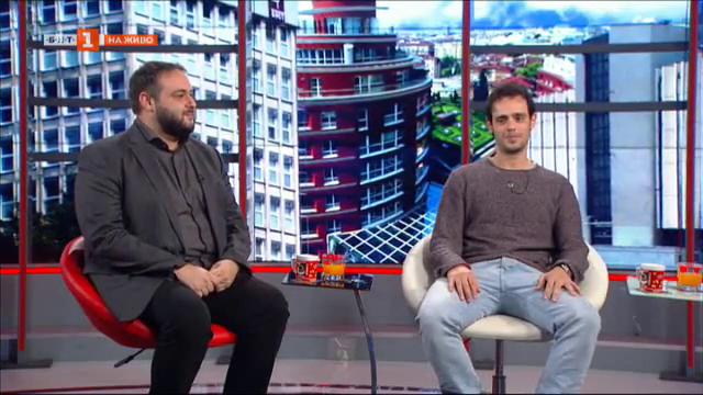 Семейна неделя: Братята Христо и Никола Хаджитаневи