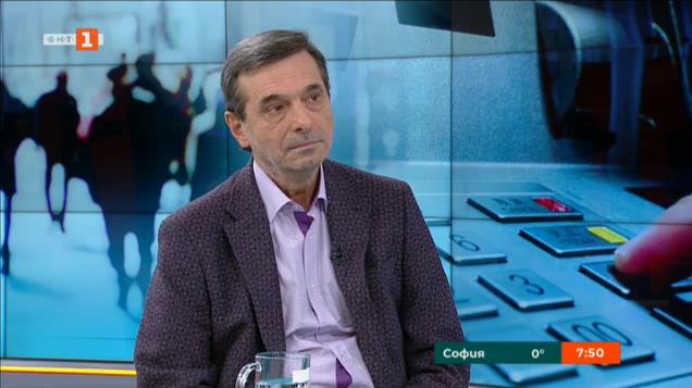 Димитър Манолов: Повече от 20 години философията на бюджетите е една и съща