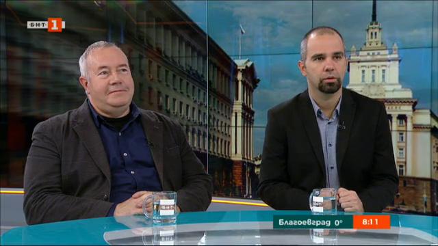 Харалан Александров и Първан Симеонов с коментар за политическата ситуация у нас
