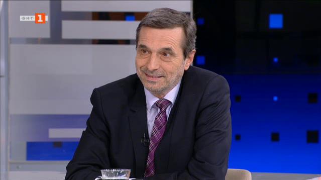 Димитър Манолов: Увеличението на доходите в реалния сектор ще бъде около 10%