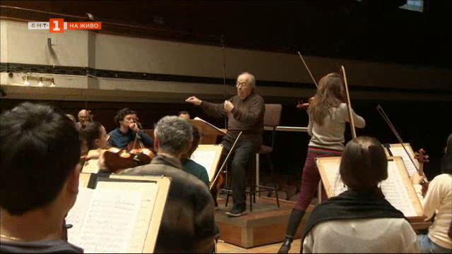 Йорма Панула ще дирижира Софийската филхармония