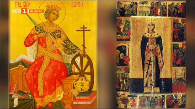 Българската православна църква почита Света Екатерина