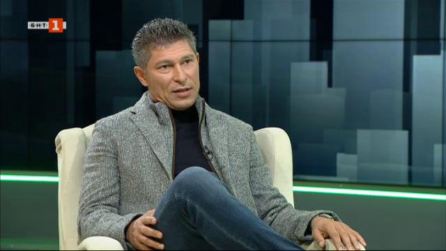 Красимир Балъков - гост в Извън играта