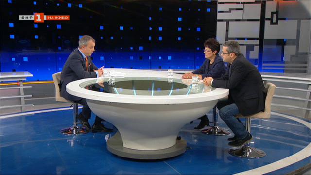 Власт и опозиция. Тома Биков и Ирена Анастасова