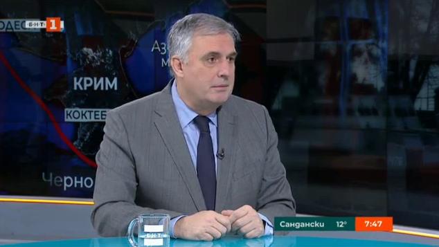 Ивайло Калфин: Ако конфликтът в Азовско море ескалира, това ще засегне и нас