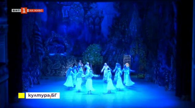 """Балетите """"Петрушка"""" и """"Жар-птица"""" на софийска сцена"""