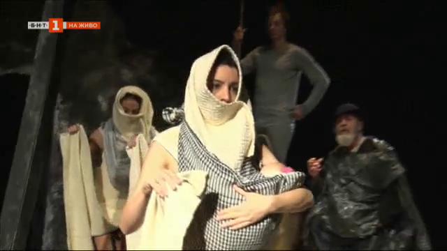 Премиера на Нова библия - авторски спектакъл на Иван Добчев