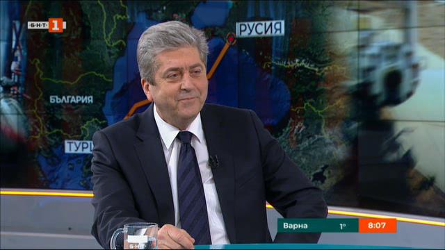 Енергийни стратегии и дипломатически ходове – погледът на Георги Първанов