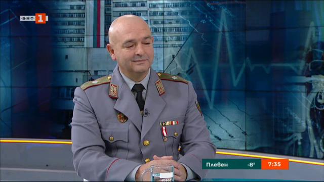 Мисия Военен лекар - бр. генерал проф. Венцислав Мутафчийски