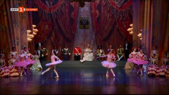 Балетът Дон Кихот в Старозагорската опера
