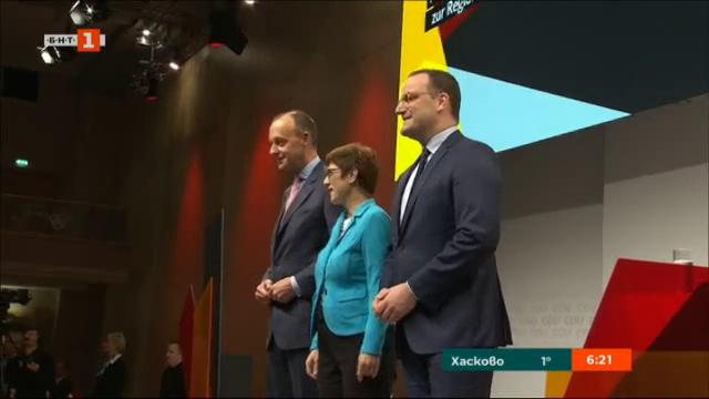 Финална права за наследството на Меркел