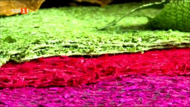 Кожата на нилския костур - предизвикателство за дизайнерите