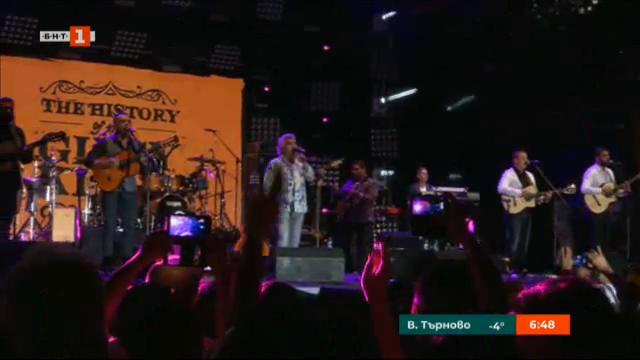 Gipsy Kings с концерт в зала 1 на НДК тази вечер