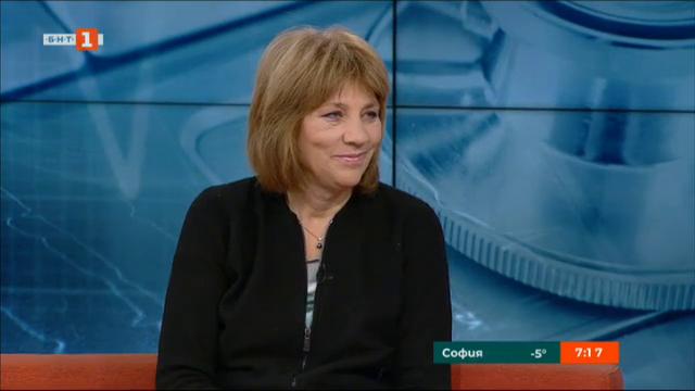 Проф. Червенякова: Очаква се пикът на грипа да е през януари