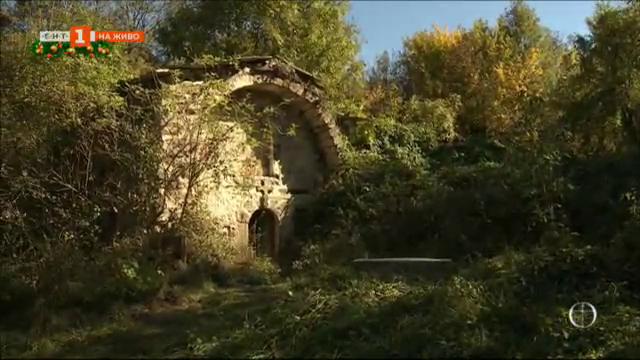 Маломаловският манастир се руши пред погледа на институциите