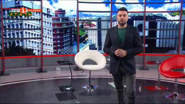 Ексклузивно: Димитър Радев, управител на БНБ