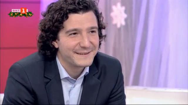 Йонко Димитров - един от младите кметове на България