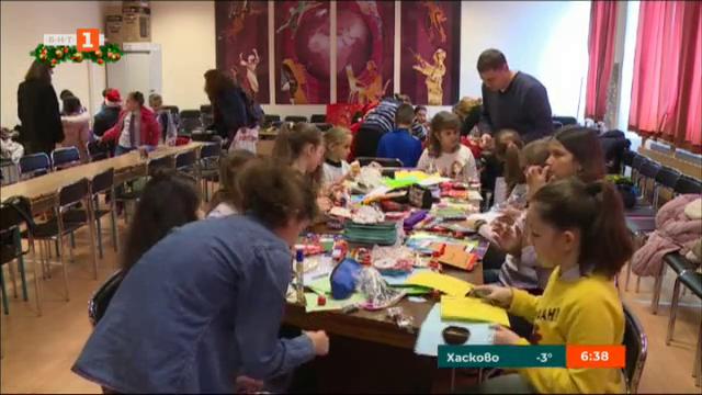 Съученици организират благотворителен базар в помощ на второкласника Самуил
