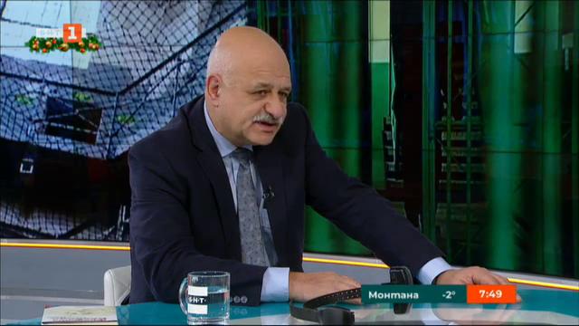 Заместник-министър Проданов: Системата за електронно проследяване е готова