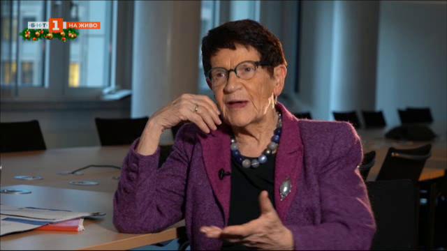 Рита Зюсмут: Този ЕС не е израснал като гъба от земята, създаден е с трудности