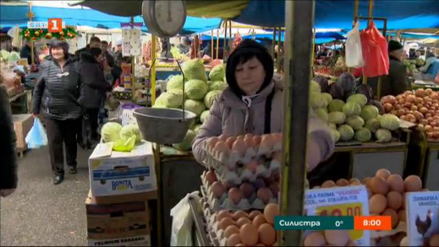 На пазар в Сърбия
