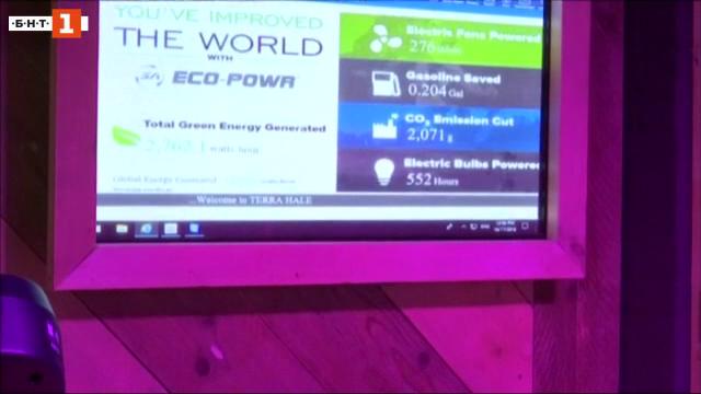 Най-екологичният фитнес в Лондон