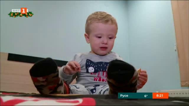 Добротворчество по Коледа: Футболисти от Локомотив /Пд/ помагат на болно дете