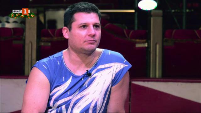 Ангел Божилов-младши - един от най-добрите жонгльори у нас